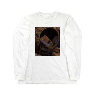 チコさん① Long sleeve T-shirts
