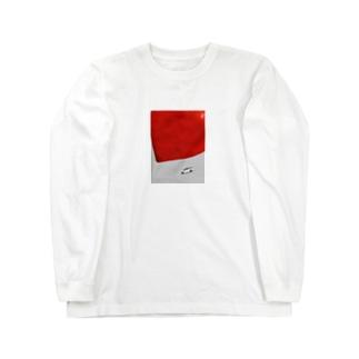 忖度 Long sleeve T-shirts