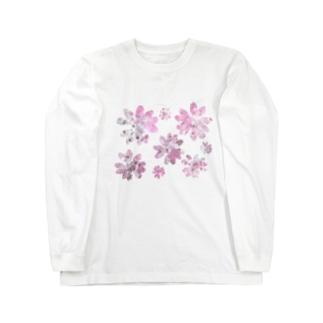 HANA Long sleeve T-shirts