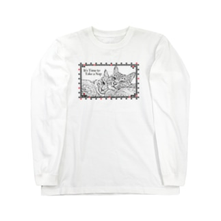 It's Time to Take a Nap Long sleeve T-shirts