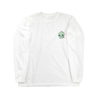 きゅりあんず ぽっぷ Long sleeve T-shirts