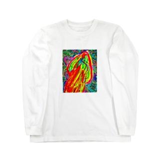 パパ❤ Long sleeve T-shirts