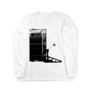 「DRUMS!!」#9 Long sleeve T-shirts