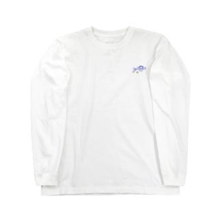 漂う生物 Long sleeve T-shirts