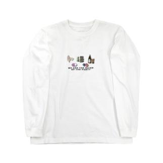 Ruins. Long sleeve T-shirts