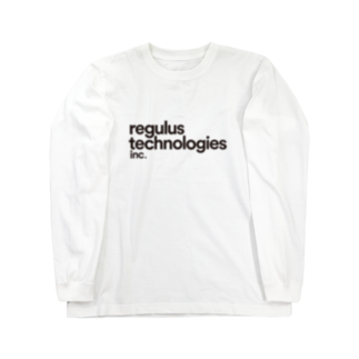 GOODSのTEE Long sleeve T-shirts