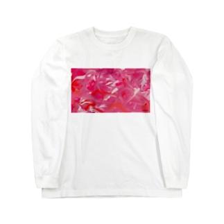 恋愛による高揚感 Long sleeve T-shirts