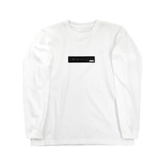 Terror House(BLK) Long sleeve T-shirts