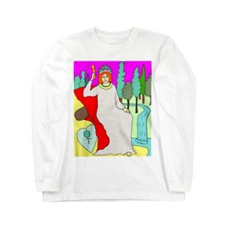 The Empress Long sleeve T-shirts