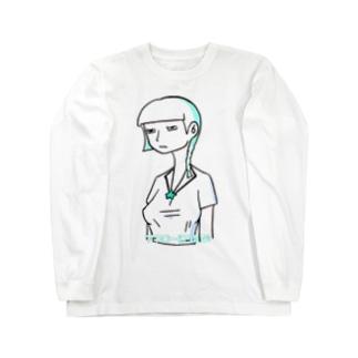 景色さん Long sleeve T-shirts