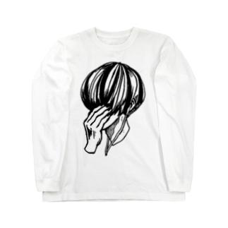 #コンプレックス マッシュ Long sleeve T-shirts