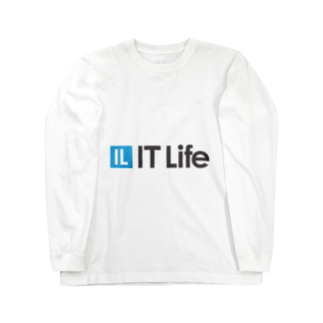 IT LifeのIT Life Long sleeve T-shirts