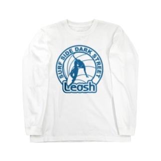 LEASH Long sleeve T-shirts