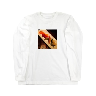 おおお Long sleeve T-shirts