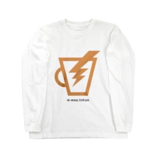 ミタカマグ Long sleeve T-shirts