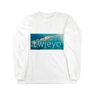 リュードーベア Long sleeve T-shirts