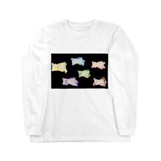 ソレゾレベア Long sleeve T-shirts