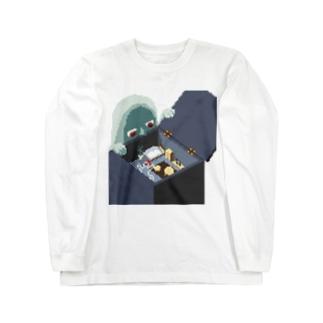ワンルーム狂想曲 Long sleeve T-shirts