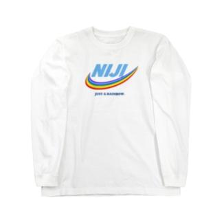NIJI [パロディ] Long sleeve T-shirts