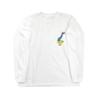 chill チル Long sleeve T-shirts