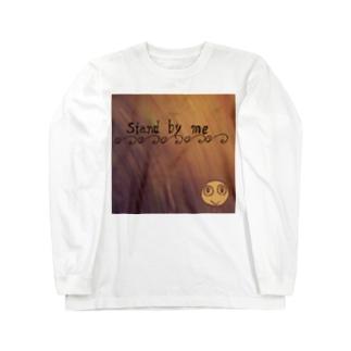 shirotaro-スタンドバイミー- Long sleeve T-shirts