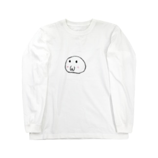 謎の生物 Long sleeve T-shirts