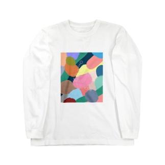 天使さん Long sleeve T-shirts