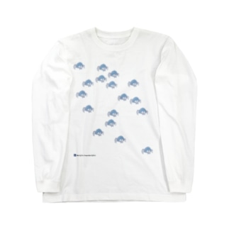 Soldier Crab Long sleeve T-shirts