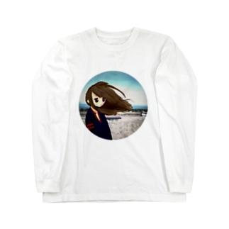 風 Long sleeve T-shirts
