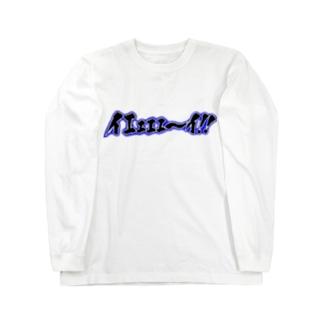 イェェエェエーイ!!グッズ Long sleeve T-shirts