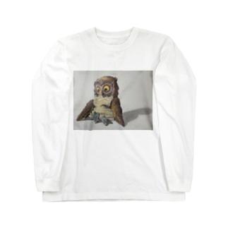 ハッピージョー Long sleeve T-shirts