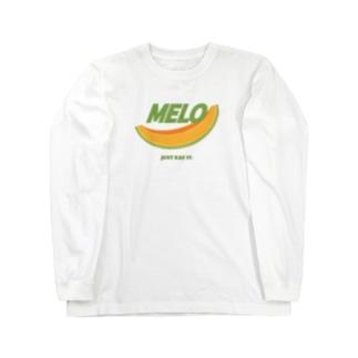 MELO [パロディ] Long sleeve T-shirts