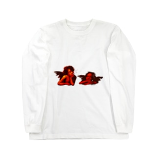 Time for a break...!  Long sleeve T-shirts