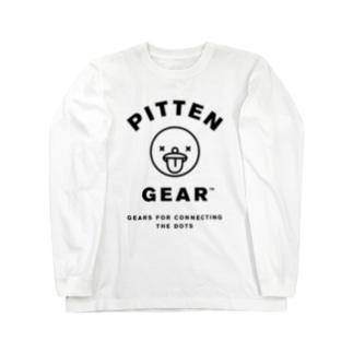 ピッテン公式ストアのX FACES #21626 Long Sleeve T-Shirt