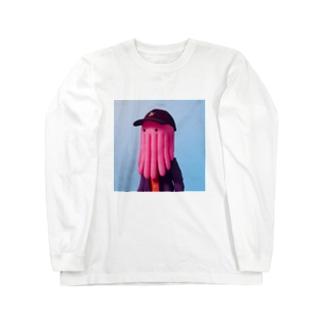 ルパート・カラマリ Long Sleeve T-Shirt
