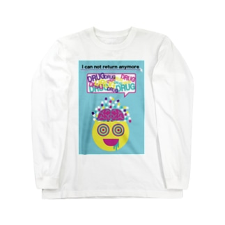 DRUG!!!! Long sleeve T-shirts