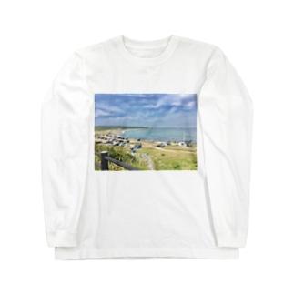 犬吠埼のやつ Long sleeve T-shirts