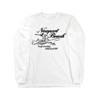 NEWPORT BEACH Long sleeve T-shirts