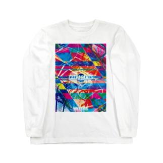MessagEのEXTRA GAMES Long sleeve T-shirts