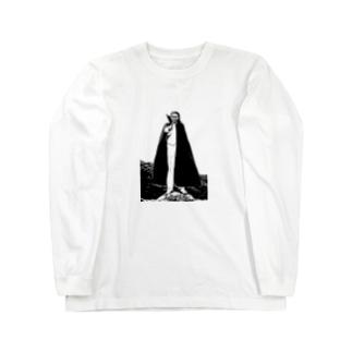 死神博士ロンT Long sleeve T-shirts