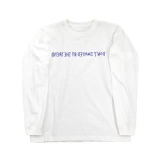 ムジュン Long sleeve T-shirts