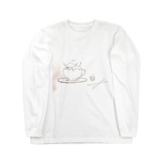 ぞうさん Long sleeve T-shirts