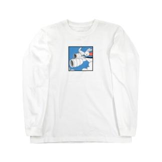 M@SAのSUPER M Long Sleeve T-Shirt