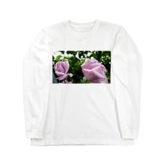 双子薔薇 Long Sleeve T-Shirt