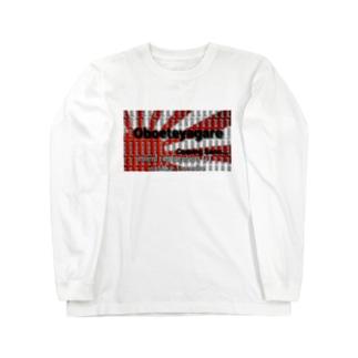 Oboeteyagare Love and peace Long sleeve T-shirts