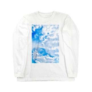 遥か上空より Long Sleeve T-Shirt