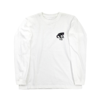 TG2カエル Long sleeve T-shirts
