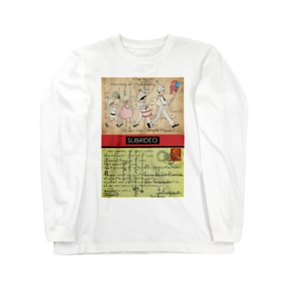 調和 Long sleeve T-shirts