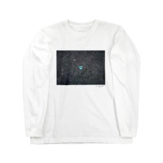 友の証し Long sleeve T-shirts