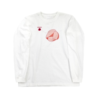 缶風景071214 Long sleeve T-shirts